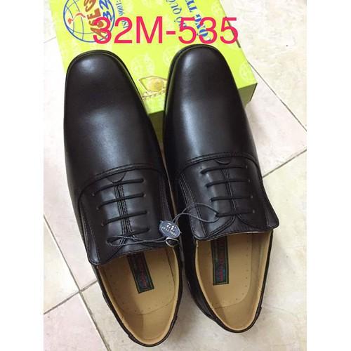 Giày da nam 535 công ty 32 aseco