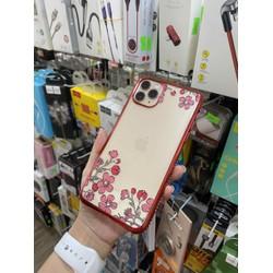 Ốp lưng Đính đá Iphone 11-iphone 11 Pro-Iphone 11 Pro Max