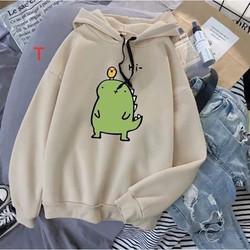 áo hoodie- khủng long