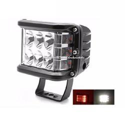 Đèn trợ sáng xe máy 36W có demi