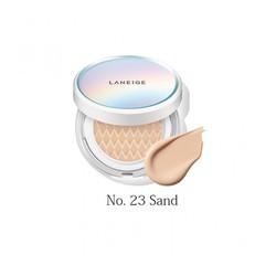 Phấn Nước Kiềm Dầu Laneige Tone23 Sand - Tặng Kèm Lõi -Laneige BB Cushion Whitening SPF 50 -PA-Olix.vn