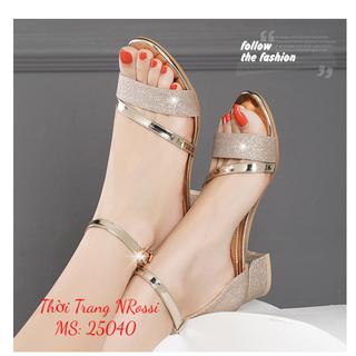 Giày cao gót, giày cao gót, giày cao gót ngoại cỡ, giày cao gót size lớn - 25040 thumbnail