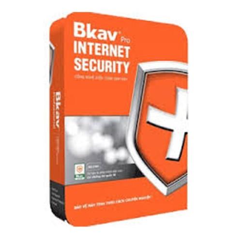 Phần mềm  diệt virus bkav pro internet security - bkav