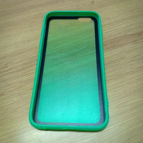 Ốp lưng viền màu cho iphone 6