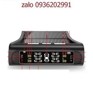 Cảm biến áp suất lốp xe hơi- bộ cảm biến áp suất lốp gắn ngoài - Cảm biến áp suất lốp xe hơi thumbnail