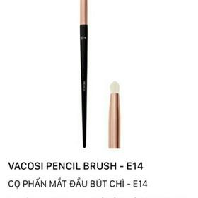 Cọ Phấn Mắt Đầu Bút Chì Vacosi Pencil Brush E14 - vacosiE14-27