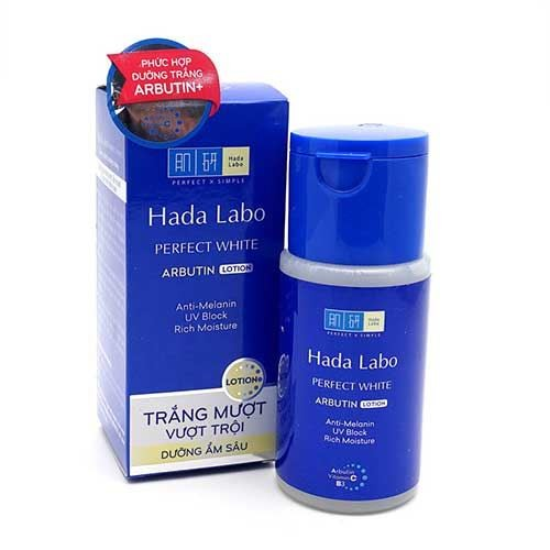 Dung dịch dưỡng trắng da Hada Labo Perfect White
