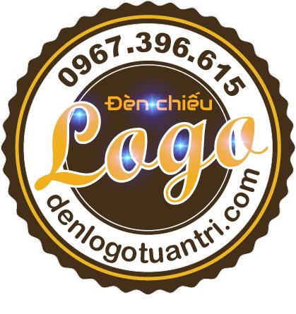 Đèn chiếu logo