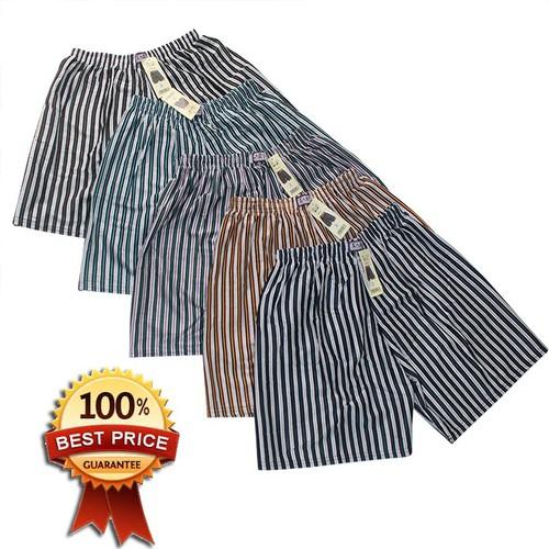 Combo 7 quần kẻ sọc mặc nhà mặc ngủ