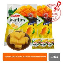 Kẹo dẻo xoài thái lan - Dessert Gels 358g