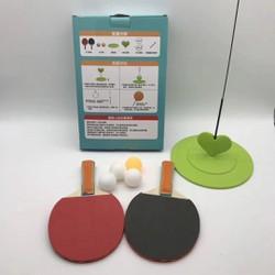 Bộ đồ chơi bóng bán luyện phản xạ cho bé