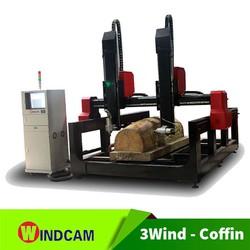 Máy CNC đục quan tài