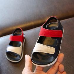 [Hỗ trợ 30k phí vận chuyển]Dép sandal bé trai kiểu dáng Hàn Quốc ,dép sandal cho bé,sandal cho bé 21096