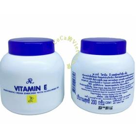 Kem chống khô da - Kem vitamin E TL
