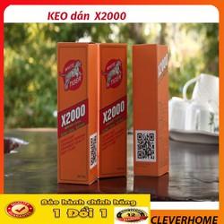 KEO X2000-Keo dán đa năng siêu dính X2000