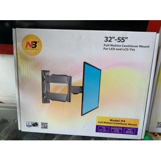 Giá treo tivi - Khung Treo TiVi NB P4 nhập khẩu gắn tường đa năng 32in - 55in - Khung Treo TiVi NB P4 thumbnail