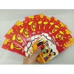 combo 100 Bao lì xì Tết
