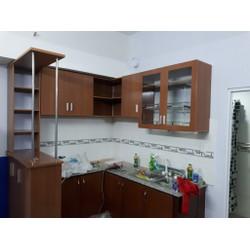 tủ bếp nhựa đài loan