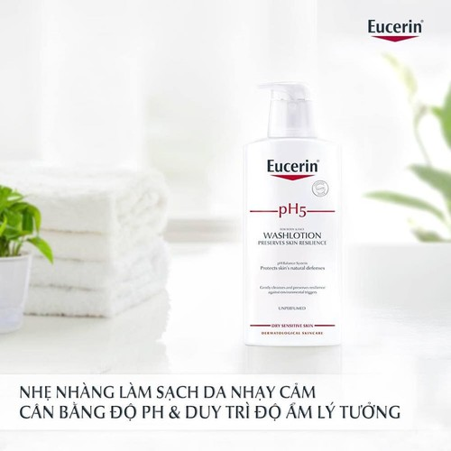 Sữa tắm không mùi eucerin ph5 dành cho da nhạy cảm - 18113669 , 23907174 , 15_23907174 , 432000 , Sua-tam-khong-mui-eucerin-ph5-danh-cho-da-nhay-cam-15_23907174 , sendo.vn , Sữa tắm không mùi eucerin ph5 dành cho da nhạy cảm