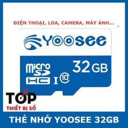 Thẻ nhớ MicroSD YooSee 32G