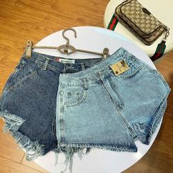 Short jean nữ hot trend