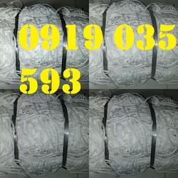 Lưới khung thành bóng đá mini sợi cước TPE 3mm