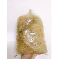 Combo 700gram _Bánh tráng chà bông tỏi