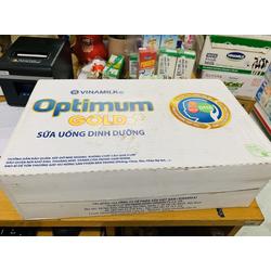 Thùng 48 Hộp Sữa Bột Pha Sẵn Vinamilk Optimum Gold 180ml mẫu mới