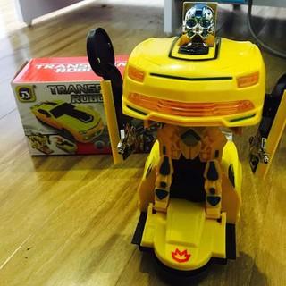 Ô tô biến hình Transformer Robot - OTBH-1 thumbnail