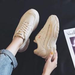 Giày đế độn nữ