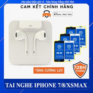 Tai nghe IP 7-11 Pro Max Zin bóc máy - tai nghe có dây - tai nghe ip thumbnail