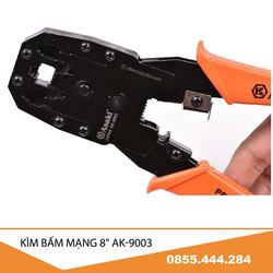 Kìm bấm mạng 8inch AK-9003