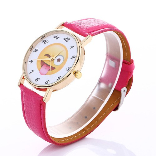 Đồng hồ đeo tay hình mặt cười - 20865309 , 23924168 , 15_23924168 , 95000 , Dong-ho-deo-tay-hinh-mat-cuoi-15_23924168 , sendo.vn , Đồng hồ đeo tay hình mặt cười