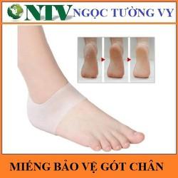 Miếng silicon bảo vệ gót chân
