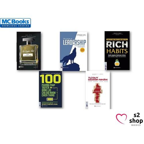 Combo combo 5 cuốn sách : + leadership dẫn dắt bản thân,đội nhóm và tổ chức vươn xa + rich habits t + tư duy doanh nhân hành động lãnh đạo + sự quyến rũ của thương hiệu + 100 phương pháp truyền động l - 20861088 , 23918263 , 15_23918263 , 825000 , Combo-combo-5-cuon-sach-leadership-dan-dat-ban-thandoi-nhom-va-to-chuc-vuon-xa-rich-habits-t-tu-duy-doanh-nhan-hanh-dong-lanh-dao-su-quyen-ru-cua-thuong-hieu-100-phuong-phap-truyen-dong-luc-cho-doi-nhomtan