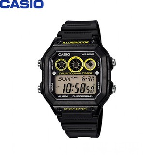 Đồng hồ CASIO Nam - Dây Cao Su - AE-1300WH-1AVDF - AE-1300WH-1AVDF thumbnail