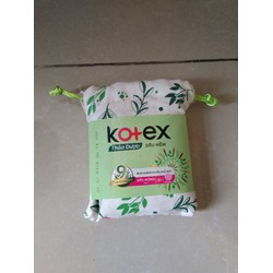 Combo 2 túi Băng vệ sinh Kotex thảo dược