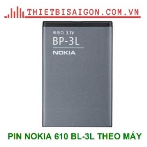 Pin nokia 610 bl-3l theo máy