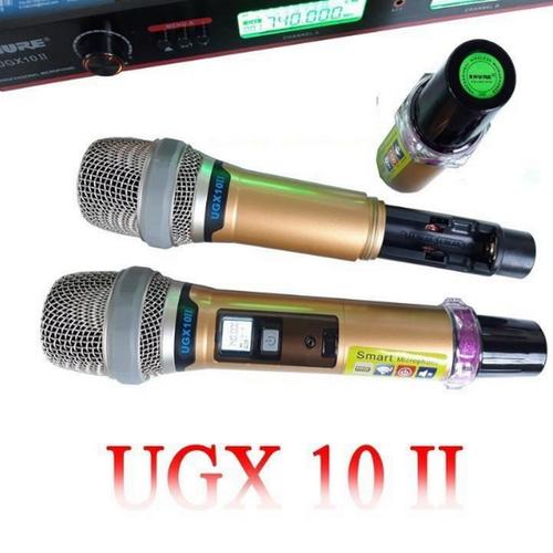 Micro không dây cao cấp ugx 10 ii - 20855539 , 23909967 , 15_23909967 , 1950000 , Micro-khong-day-cao-cap-ugx-10-ii-15_23909967 , sendo.vn , Micro không dây cao cấp ugx 10 ii
