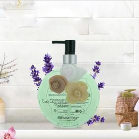 Sữa tắm 3 bông hoa hương nước hoa mới nhất , Sữa tắm thơm , Sữa tắm trắng ,mềm mịn như da em bé - ST-1