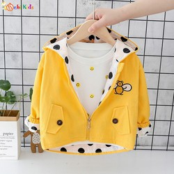 Áo khoác hình chú ong đáng yêu cho bé