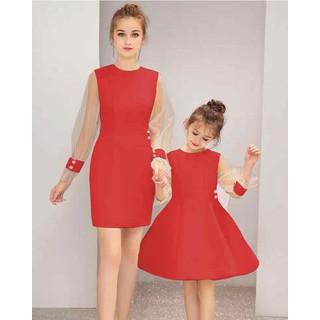 sét đầm đôi cho mẹ và bé - 886 thumbnail
