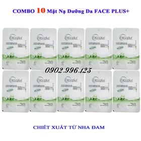 Combo 10 Mặt nạ chiết xuất từ Nha Đam FacePlus+ - FPL-MNND10