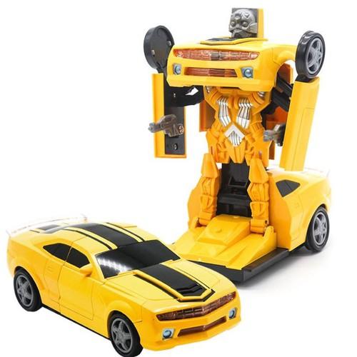 Bộ đồ chơi ghép hình sáng tạo cho bé ô tô biến hình