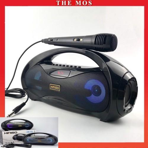 [Tặng kèm mic hát] loa bluetooth kimiso chính hãng km - s2  công suất 20w  âm thanh cực hay- mang cả dàn karaoke đến ngôi nhà của bạn-bảo hành 1 đổi 1 - 20890020 , 23956685 , 15_23956685 , 543000 , Tang-kem-mic-hat-loa-bluetooth-kimiso-chinh-hang-km-s2-cong-suat-20w-am-thanh-cuc-hay-mang-ca-dan-karaoke-den-ngoi-nha-cua-ban-bao-hanh-1-doi-1-15_23956685 , sendo.vn , [Tặng kèm mic hát] loa bluetooth kim