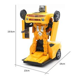 Ô tô biến hình robot - Ô tô biến hình - Ô tô biến hình robot. thumbnail