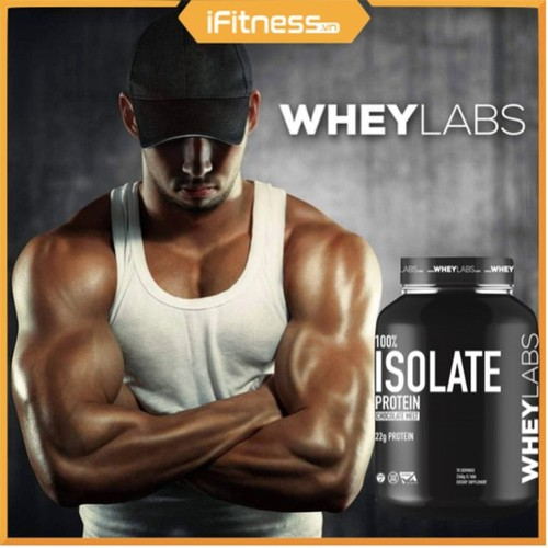 Sữa tăng cơ wheylabs isolate protein - chocolate - 20880907 , 23943786 , 15_23943786 , 1290000 , Sua-tang-co-wheylabs-isolate-protein-chocolate-15_23943786 , sendo.vn , Sữa tăng cơ wheylabs isolate protein - chocolate