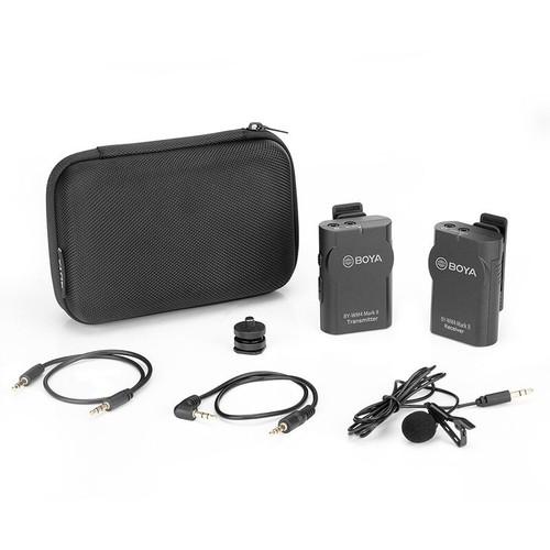 Micro không dây dành cho điện thoại, máy ảnh boya by-wm4 mark ii - boya by-wm4 mark ii - 20887749 , 23953917 , 15_23953917 , 1559000 , Micro-khong-day-danh-cho-dien-thoai-may-anh-boya-by-wm4-mark-ii-boya-by-wm4-mark-ii-15_23953917 , sendo.vn , Micro không dây dành cho điện thoại, máy ảnh boya by-wm4 mark ii - boya by-wm4 mark ii