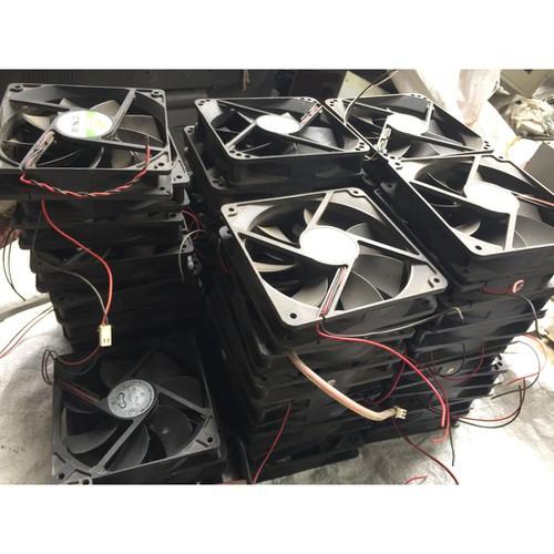 Quạt tản nhiệt fan 12cm 12v