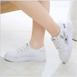 giày thể thao bé gái từ 4 – 13 tuổi_TT201 – không buộc dây